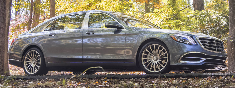 Cars wallpapers Mercedes-Maybach S 560 4MATIC US-spec - 2017 - Car wallpapers