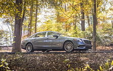 Cars wallpapers Mercedes-Maybach S 560 4MATIC US-spec - 2017