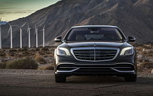 Cars wallpapers Mercedes-Maybach S 650 US-spec - 2017