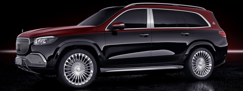 Cars wallpapers Mercedes-Maybach GLS 600 4MATIC - 2020 - Car wallpapers