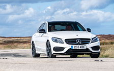 Cars wallpapers Mercedes-Benz C 250 d 4MATIC AMG Line UK-spec - 2018