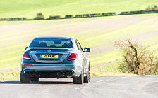 Cars wallpapers Mercedes-AMG E 63 4MATIC+ UK-spec - 2017