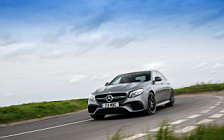 Cars wallpapers Mercedes-AMG E 63 S 4MATIC+ UK-spec - 2017