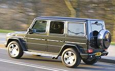 Cars wallpapers Mercedes-Benz G55 Kompressor AMG UK-spec - 2009