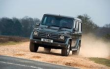 Cars wallpapers Mercedes-Benz G350 BlueTec UK-spec - 2009