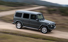 Cars wallpapers Mercedes-Benz G350 BlueTec UK-spec - 2009