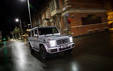 Cars wallpapers Mercedes-Benz G 350 d UK-spec - 2009