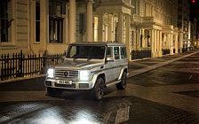 Cars wallpapers Mercedes-Benz G 350 d UK-spec - 2009