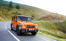 Cars wallpapers Mercedes-AMG G 63 Colour Edition UK-spec - 2016