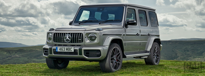 Cars wallpapers Mercedes-AMG G 63 UK-spec - 2018 - Car wallpapers