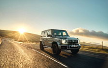Cars wallpapers Mercedes-AMG G 63 UK-spec - 2018