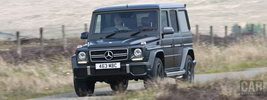 Mercedes-AMG G 63 UK-spec - 2015