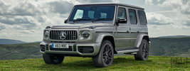 Mercedes-AMG G 63 UK-spec - 2018