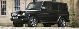 Mercedes-Benz G350 BlueTec UK-spec - 2012
