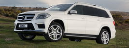 Mercedes-Benz GL350 BlueTEC AMG Sports Package UK-spec - 2013