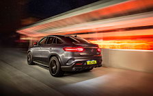Cars wallpapers Mercedes-AMG GLE 63 S 4MATIC Coupe UK-spec - 2016
