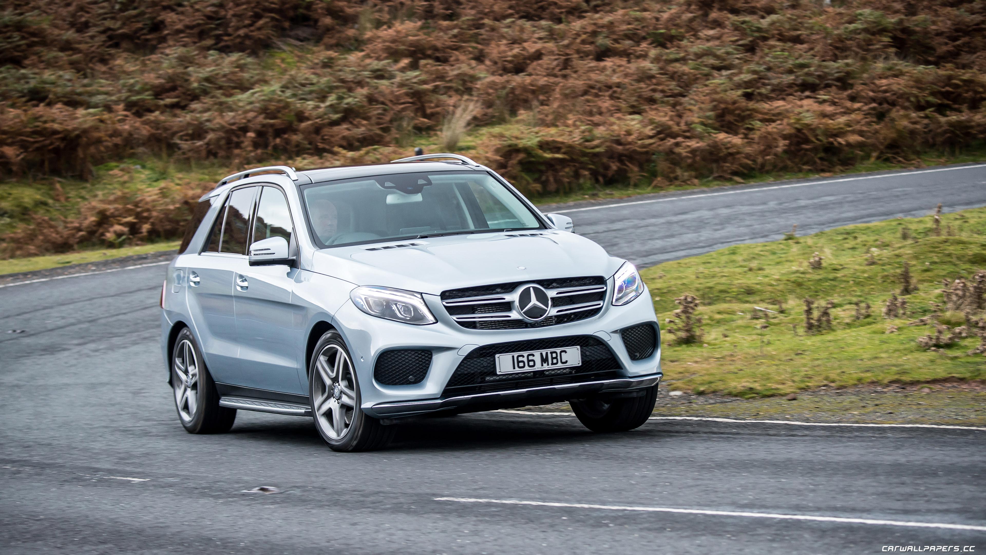 Cars desktop wallpapers Mercedes-Benz GLE 500 e 4MATIC AMG ...