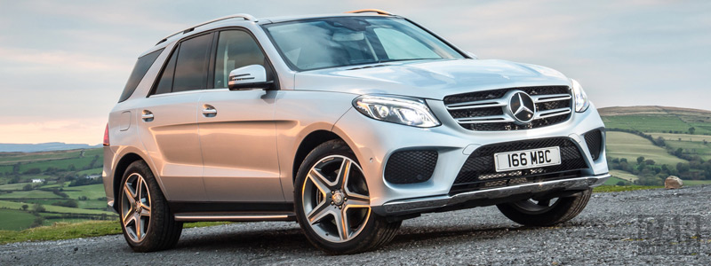 Cars wallpapers Mercedes-Benz GLE 500 e 4MATIC AMG Line UK-spec - 2015 - Car wallpapers
