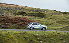 Cars wallpapers Mercedes-Benz GLE 500 e 4MATIC AMG Line UK-spec - 2015