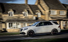 Cars wallpapers Mercedes-AMG GLE 63 S 4MATIC UK-spec - 2016