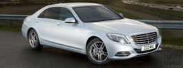 Mercedes-Benz S350 BlueTEC L SE Line UK-spec - 2014