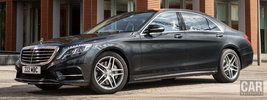 Mercedes-Benz S500 AMG Sports Package UK-spec - 2013