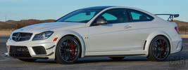 Mercedes-Benz C63 AMG Black Series Coupe US-spec - 2012