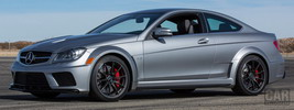 Mercedes-Benz C63 AMG Black Series Coupe US-spec - 2013
