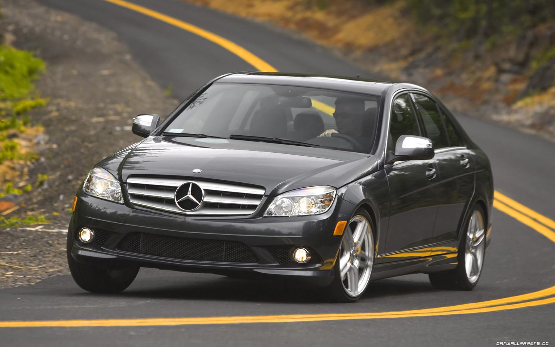 Cars desktop wallpapers Mercedes-Benz C350 Sport US-spec ...