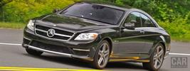 Mercedes-Benz CL65 AMG - 2011