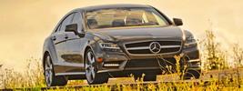 Mercedes-Benz CLS550 - 2012