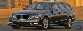 Mercedes-Benz E350 4MATIC Wagon - 2011