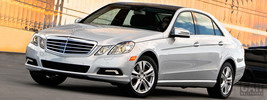 Mercedes-Benz E350 Luxury Sedan - 2010