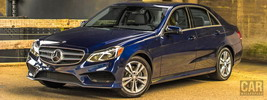 Mercedes-Benz E400 HYBRID US-spec - 2014