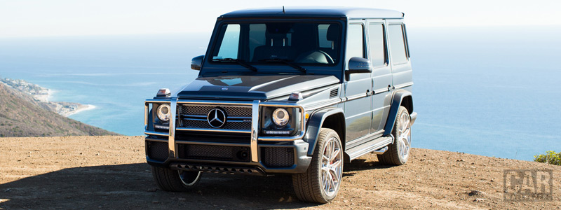 Cars wallpapers Mercedes-AMG G 65 US-spec - 2017 - Car wallpapers