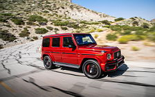Cars wallpapers Mercedes-AMG G 63 US-spec - 2018