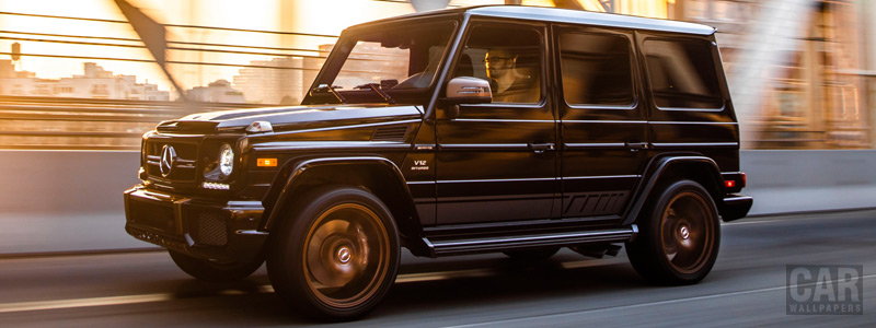 Cars wallpapers Mercedes-AMG G 65 Final Edition US-spec - 2018 - Car wallpapers