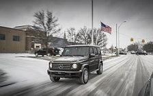 Cars wallpapers Mercedes-Benz G-class US-spec - 2018