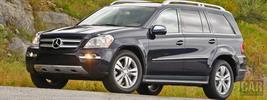 Mercedes-Benz GL450 US-spec - 2010
