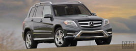 Mercedes-Benz GLK250 BlueTEC AMG Styling Package US-spec - 2013