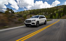 Cars wallpapers Mercedes-Benz GLS 580 4MATIC AMG Line (Diamond White) US-spec - 2019