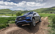 Cars wallpapers Mercedes-Benz GLS 580 4MATIC AMG Line US-spec - 2019