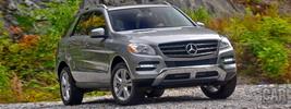 Mercedes-Benz ML350 4MATIC - 2012