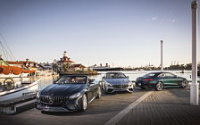 Cars wallpapers Mercedes-AMG S 63 4MATIC+ Cabriolet US-spec - 2018