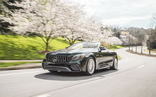 Cars wallpapers Mercedes-AMG S 65 Cabriolet US-spec - 2018