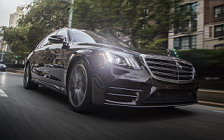Cars wallpapers Mercedes-Benz S 560 4MATIC AMG Line US-spec - 2017
