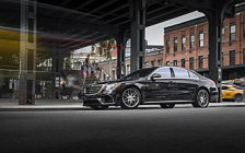 Cars wallpapers Mercedes-AMG S 63 4MATIC+ US-spec - 2017
