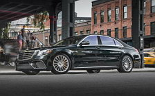Cars wallpapers Mercedes-AMG S 65 US-spec - 2017