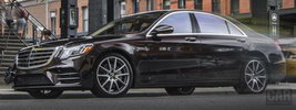 Mercedes-Benz S 560 4MATIC AMG Line US-spec - 2017