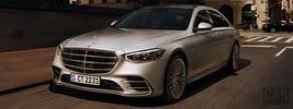 Mercedes-Benz S-class AMG Line US-spec - 2020